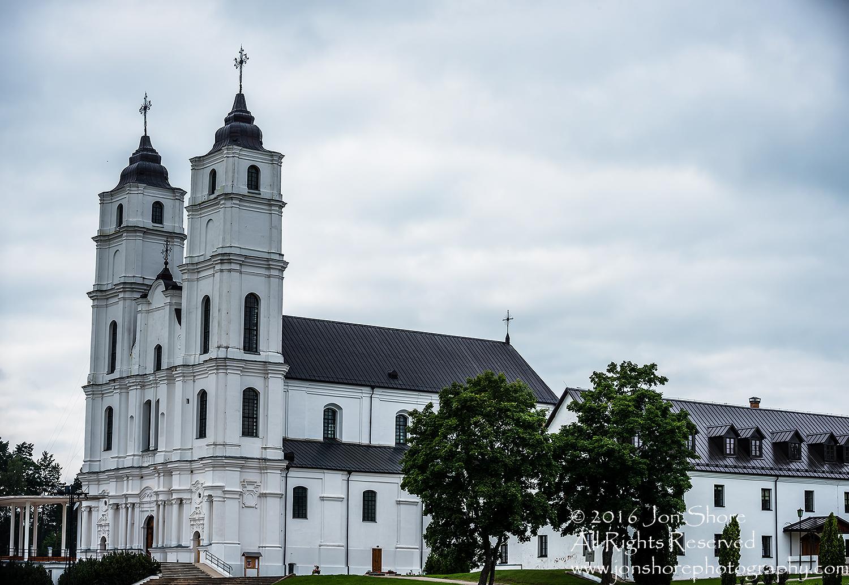 Basilica - Aglona, Latvia