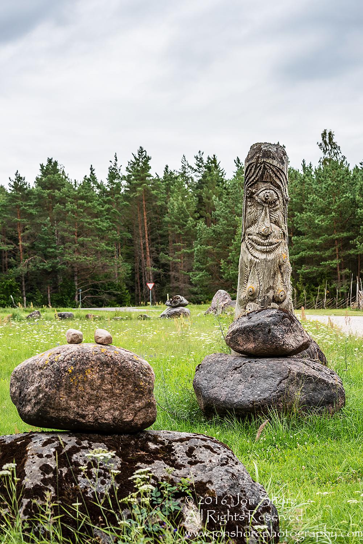 Carving Estonia