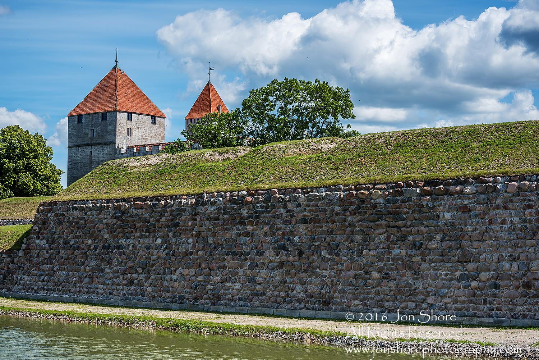 Kuressaare Saaremaa Estonia castle fort