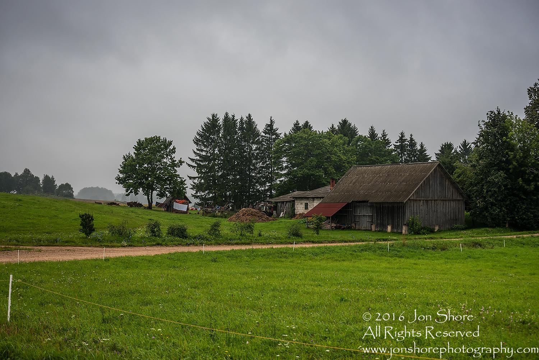 Latvian Farm