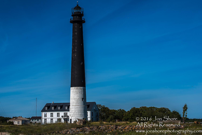 Sõrve Lighthouse, Saaremaa, Estonia