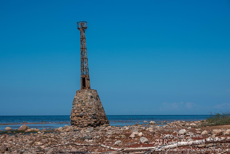 Old Lighthouse near Tuja, Latvia on Baltic Sea. Tamron 300mm