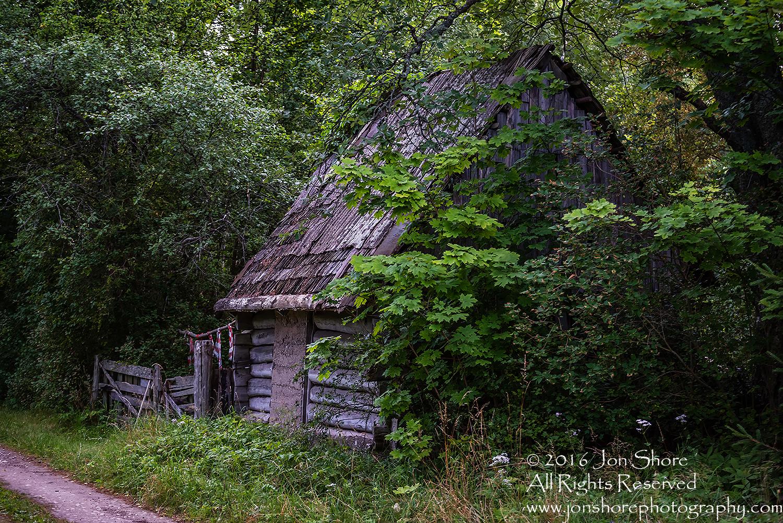 Old house Estonia