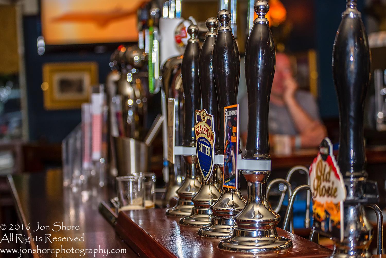Pub, Leeds, UK - Nikkor 50mm lens