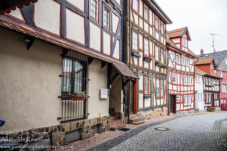 Alsfeld, Germany. Nikkor 28mm