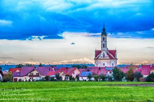 German Village. Nikkor 200mm