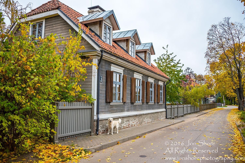 Riga, Latvia, Nikkor 28mm