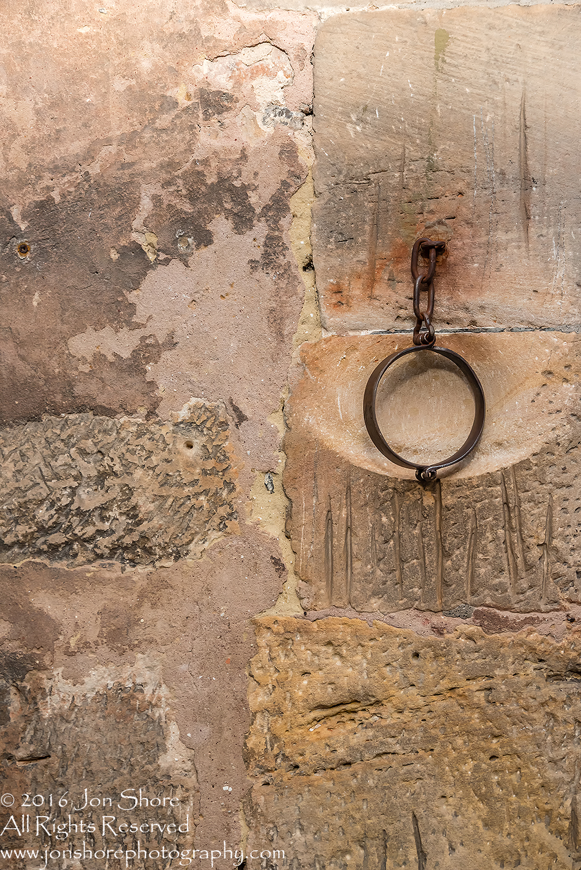 Punishment ring, Alsfeld, Germany. Nikkor 28mm