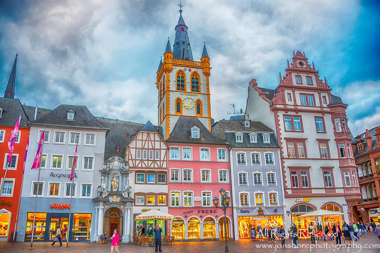 Trier, Germany. Nikkor 28mm