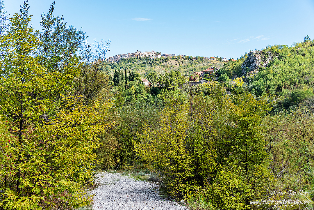 Fara San Martino Italy October 2017