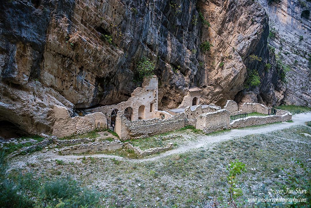 Monastery Fara San Martino Italy
