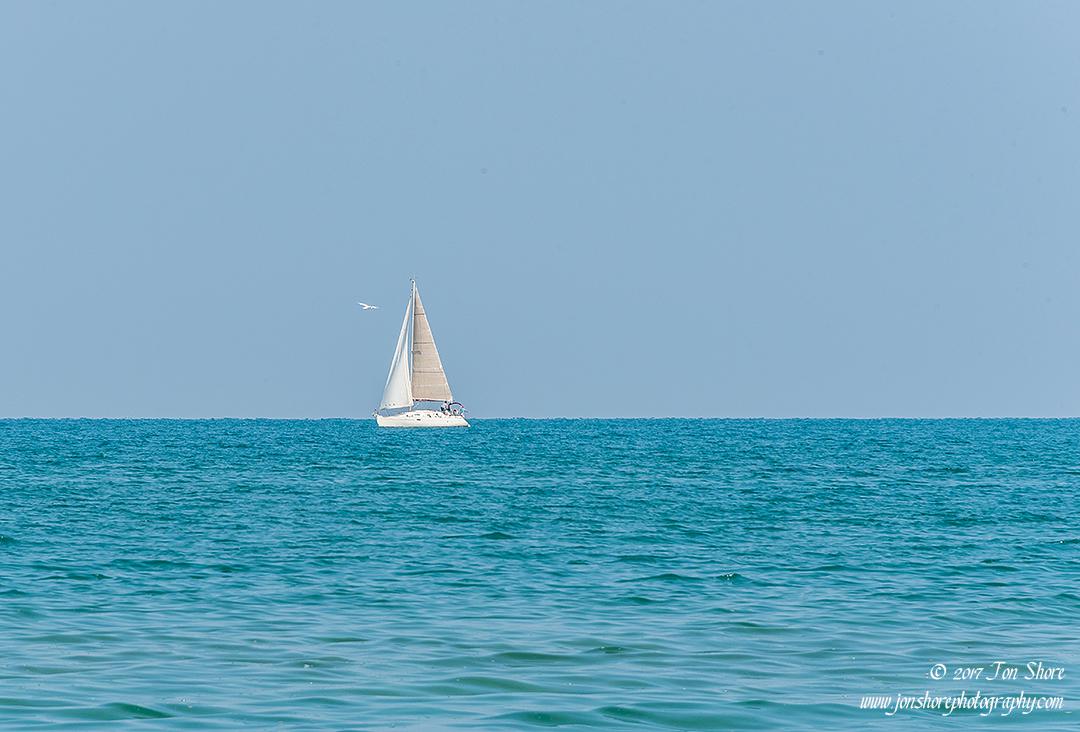 Sailboat Vasto Italy