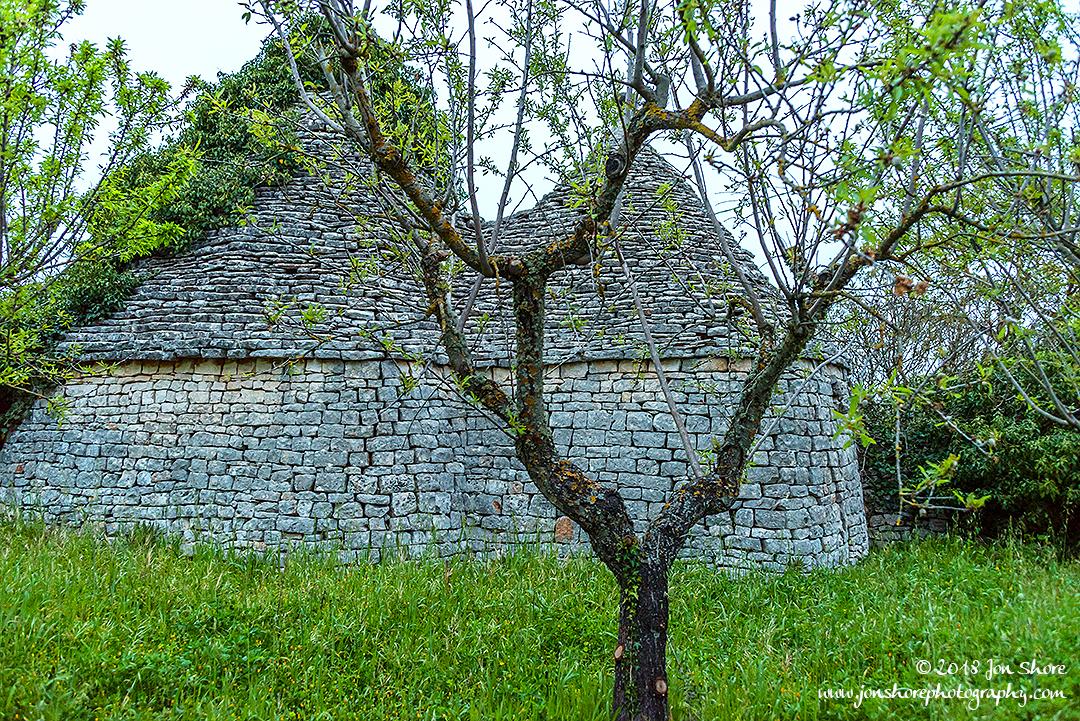 Alberobello Trulli Spring Pugliia Italy