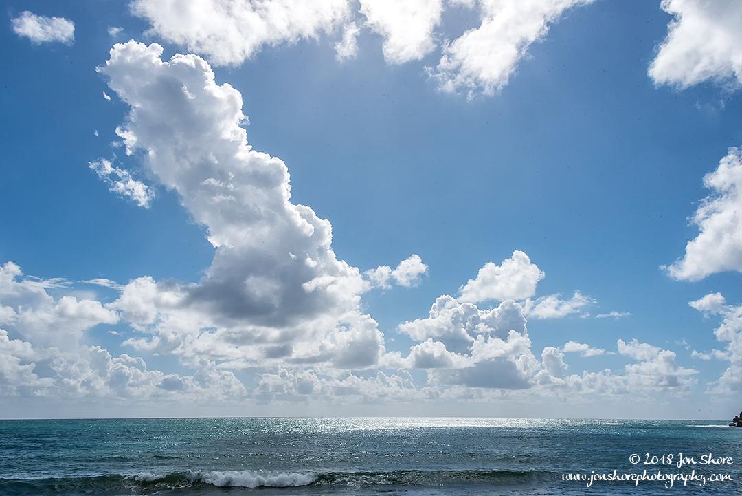 Cloudscape San Marco di Castellabate Cilento Italy