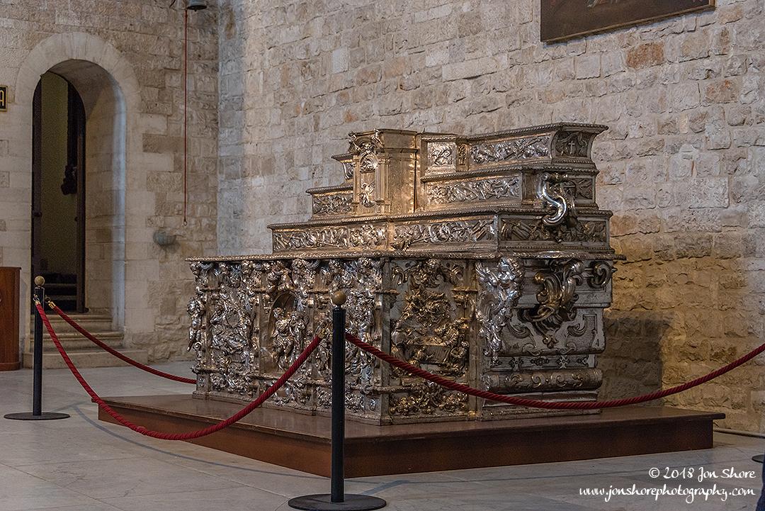 Nicoli Cathedral Spring Bari Pugliia Italy