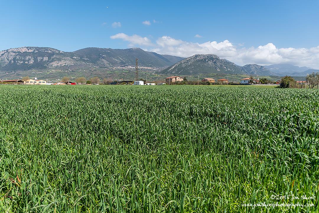 Spring Agropoli Italy