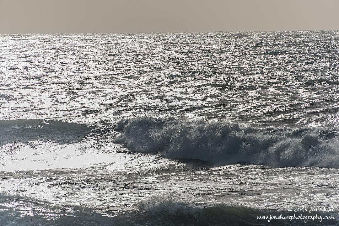 Spring Waves at San Marco di Castellabate Italy