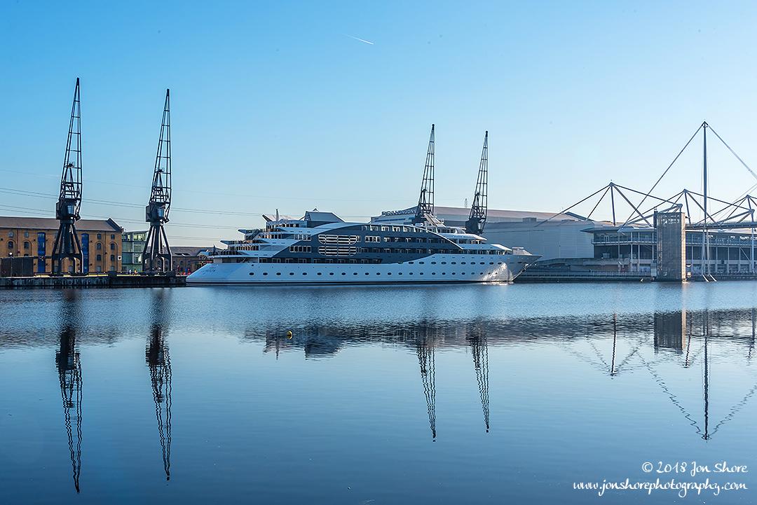 Yacht Hotel London Docklands