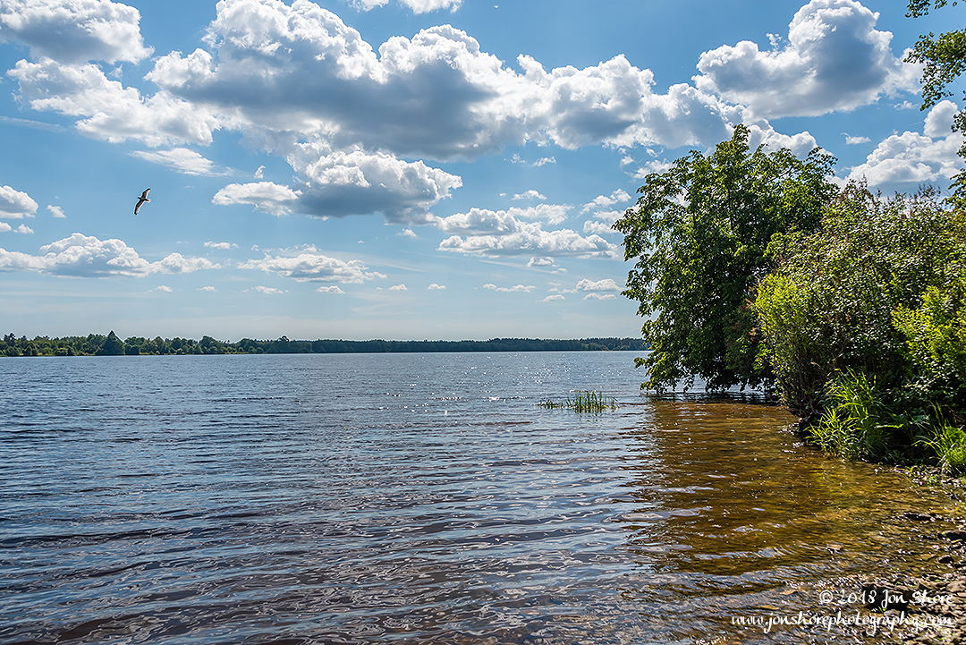Daugava River Latvia