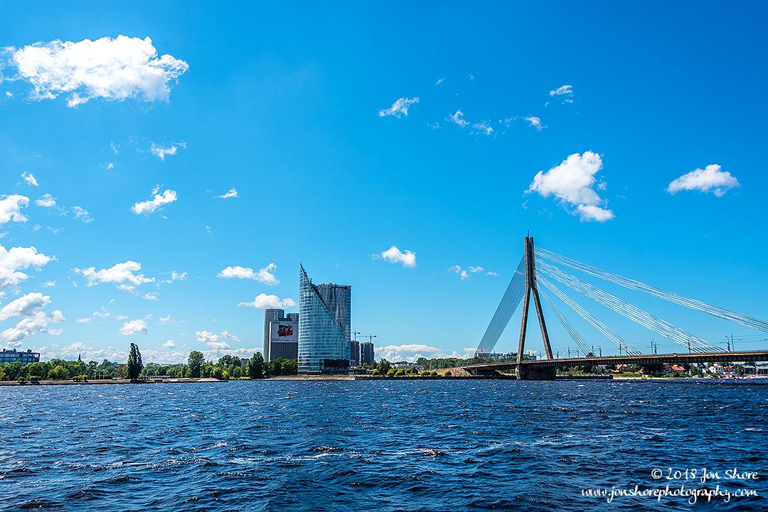Riga Latvia July 2018