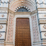 Cathedral Door Siena Italy Octobber 2018 by Jon Shore 72dpi-9460
