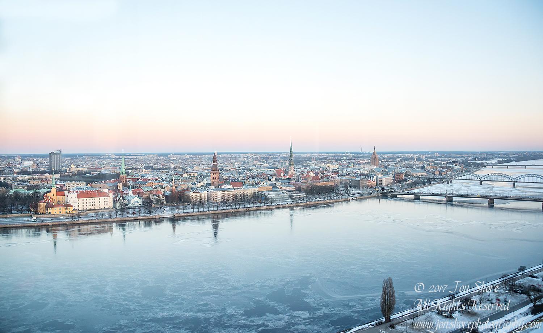 Riga Latvia, Nikkor 28mm