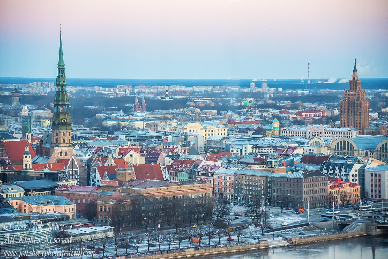Riga Latvia, Nikkor 200mm
