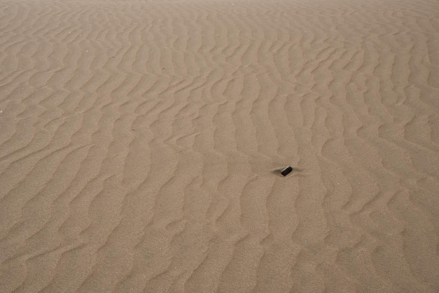 Desert at Maspalomas, Gran Canaria. Nikkor 300mm